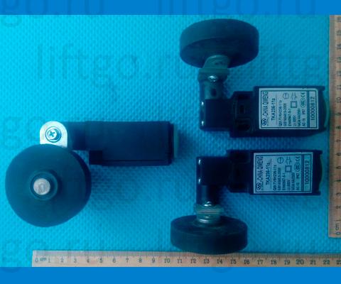 Выключатель концевой (концевик) самовозвратный CHINA QIMENG TKA236-11z