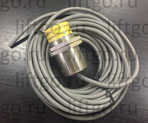 Индуктивный датчик SIMIDER LJ30-D15NK-KL