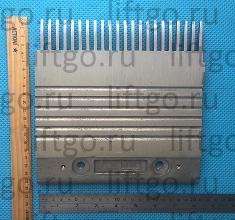 Гребенка траволатора Kone (ECOWALKWAY) R3C тип A -GD-ALSI12 Правая