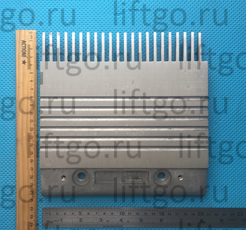 Гребенка траволатора Kone (ECOWALKWAY) R3C тип C -GD-ALSI12 Левая