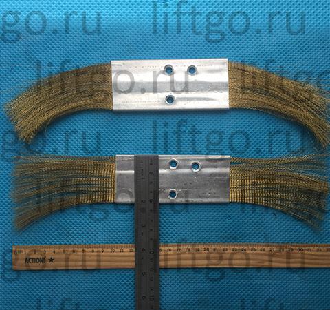 Щетка снятия статического электричества эскалатора Schindler 9300-9500 (антистатическая)