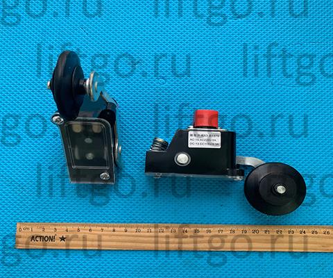 Концевой выключатель S3-B1370 НЗ с роликом d=50мм