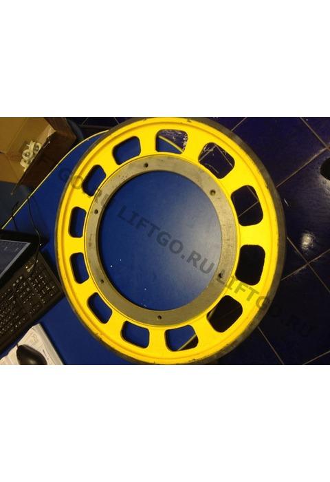 Приводное колесо поручня Hyundai D587мм M12