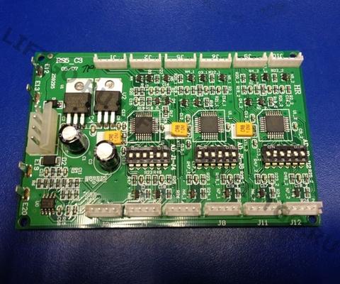 Плата приказной панели RS5-3 (RS-16) XIZI Otis OMA4351AEN V1.1