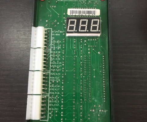Блок вывода ошибок XS-B Canny (разъемы 6х6х6х6)