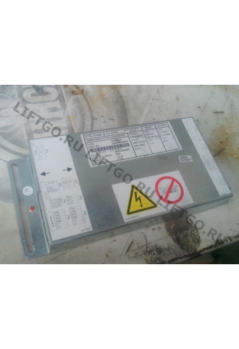 Блок управления привода дверей OTIS DCSS5-E