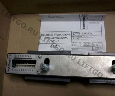 Датчик шахтной информации OTIS PRS-2-CR