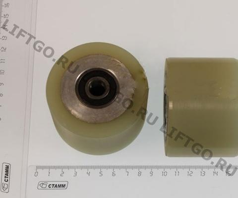Пластиковый ролик прижимной батереи привода поручня OTIS