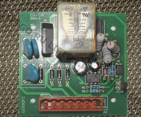 Плата тормоза эскалатора OTIS G2D90FC, EG-SW