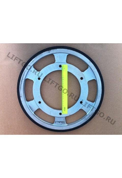 Приводное колесо поручня эскалатора OTIS D460мм, DAA265NNN1