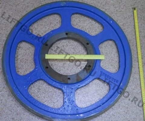 Приводное колесо поручня траволатора OTIS. D692мм.