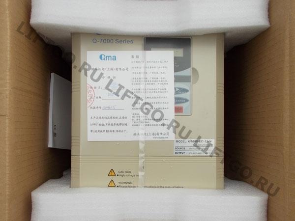 Частотный преобразователь эскалатора/траволатора Canny Q7000-11Kw