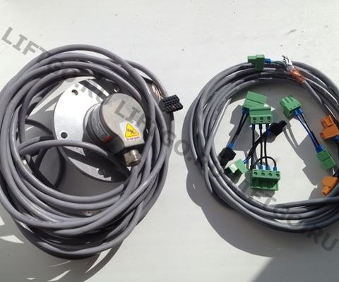 Частотный преобразователь V36L, комплект модернизации в KDL16L, Kone