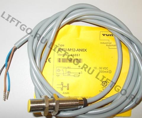 Датчик индуктивный OTIS BI4U-M12-AN6X
