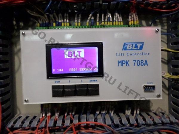 Контроллер управления лифта BLT MPK708A