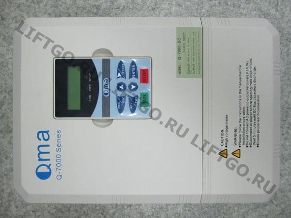 Частотный преобразователь эскалатора/траволатора Canny Q7000-15Kw