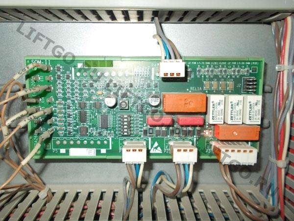 Плата станции управления OTIS SOM II