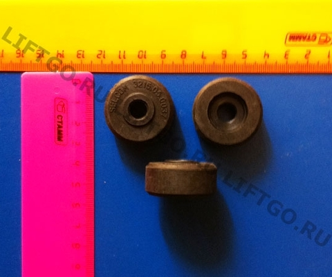 Ролик Selcom 3215.05.0037, D=32 mm d=8 mm