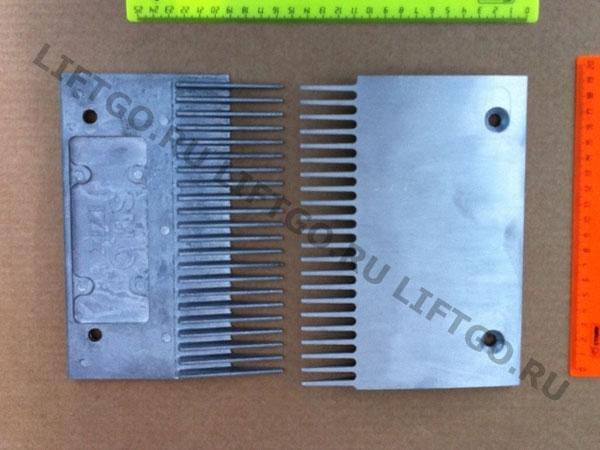 Гребенка траволатора XIZI OTIS, левая, XAA453AB6